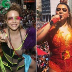 O lado trash do Carnaval: revisitamos fatos e apresentadores históricos das transmissões