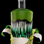 Absinto Baba Yaga - Uma das garrafas mais bonitas que você já viu
