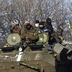 Internacional - Otan exige que Rússia 'retire todas as forças' do leste da Ucrânia