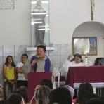 Serra da Tapuia: Fotos da Missa de Cinzas na Igreja de São Francisco de Assis