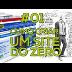 COMO CRIAR UM SITE DO ZERO #01