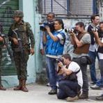 Violência - Brasil perde título de país mais mortífero do Ocidente para trabalho da imprensa