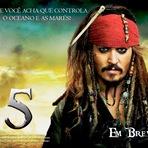 Filme: Piratas do Caribe 5!