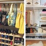 Dicas para organizares o teu armário