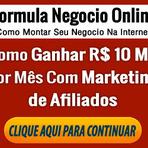 Formula Negocio Online – Como Montar Seu Negocio na Internet.