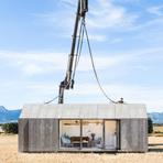 Casa compacta e portátil para levar onde quiser
