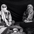 Internacional - Ayman, e sua esposa Yasmine, em Nazip campo de refugiados!