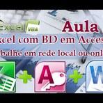 Excel - Sistema multiusuário - Rede local ou online