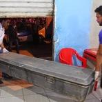 Violência: Adolescente com passagens por tráfico é assassinado em Teixeira de Freitas