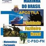 Apostila Concurso Curso de Formação de Soldado Fuzileiro Naval (CFSD-FN) - 2016 - Marinha do Brasil (PDF)