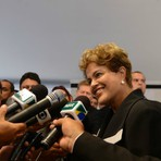 Mais magra, Dilma diz que fecha a boca e faz ginástica