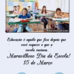Dia da Escola – Pesquisa Tudo – 15 de Março