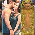 Barraco, flagra e muitos beijos: veja como foi a semana dos famosos