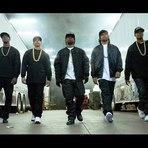 Cinema - Straight Outta Compton, 2015. Trailer legendado. Música, biografia e drama. Ficha técnica. Cartaz.