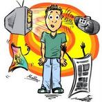 Devemos escrever: os media, os média ou os mídia?
