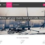 Música - Site de músicas sem direitos autorais por Pabline Torrecilla