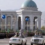 Internacional - O Turcomenistão branco