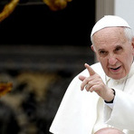 """Diversos - Papa Francisco diz que vai colocar fim da obrigação do celibato """"na agenda"""" da Igreja Católica"""