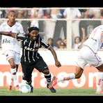 Corinthians vacila e empata com o Ituano