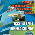 Apostila Digital SSP-AM 2015 Assistente Operacional (GRÁTIS CD)