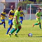 Futebol - Lusa vence Duquecaxiense por 4 a 1 em jogo-treino