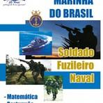 Apostila Concurso Marinha do Brasil 2015 - Soldado Fuzileiro Naval - Matemática, Português