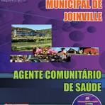 Apostilas Prefeitura de Joinville 2015 - Agente Comunitário de Saúde
