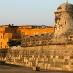 Cartagena das Índias - A cidade murada