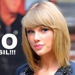 Mãe de Taylor Swift proíbe ela de vir ao Brasil!