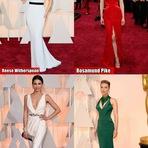 Os Melhores looks do Oscar 2015