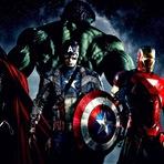 Em 2015 vem Os Vingadores 2