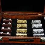 Utilidade Pública - Chocolate vai ser tão caro quanto joias preciosas... daqui um tempo.