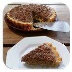 Torta Ganache de Chocolate Diet