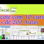 Curso  Excel VBA Completo