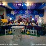 Frozen - Decoração de Festa Infantil (LUGH)