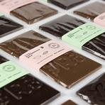 Design - Chocolate para os amantes de tipografia