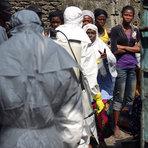 Meio ambiente - EUA criam novo método de detectar ebola, dengue e outras doenças tropicais perigosas