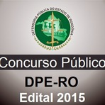 Inscrições Defensoria Pública do Estado - DPE RO - 2015