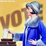 Diversos - 83 anos da conquista do voto feminino no Brasil  (neste 24 de fevereiro de 2015).