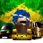 Sem caminhões o Brasil para