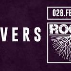 Festa Root's dia 28/02/2015 em Porto Alegre/RS com Oliver's, Mario Aguirra e Cris Gonçalves