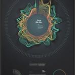 Design - Posters criados para o projeto neuro-art Braindance