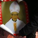 Religião -  China confirma morte de bispo católico que passou 50 anos detido