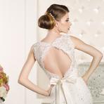 Estilo de Vida - Dicas de penteados para cada tipo de vestido de noiva!