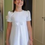 Modelos de vestidos de primeira comunhão