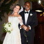 Veja Fotos: Thiaguinho e Fernanda Souza se casam em São Paulo em cerimônia luxuosa e repleta de famosos