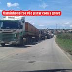 Caminhoneiros decidem suspender a greve após acordo com governo