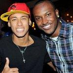 Neymar lamenta casamento de Thiaguinho