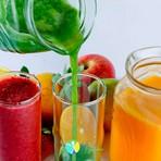 Saúde - Sucos detox: aprenda receitas