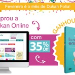 Promoção Dieta Dukan